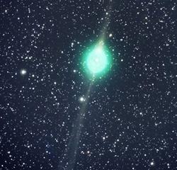 comet-green
